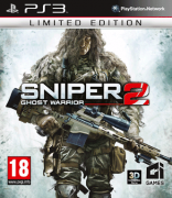 Sniper Ghost Warrior 2: Limited Edition(輸入版:PS3・UK)
